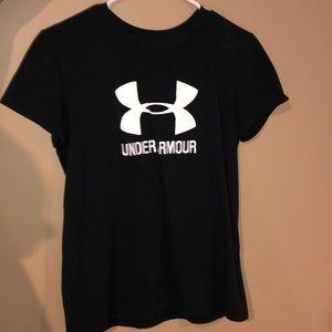 Black Under Armour T-Shirt